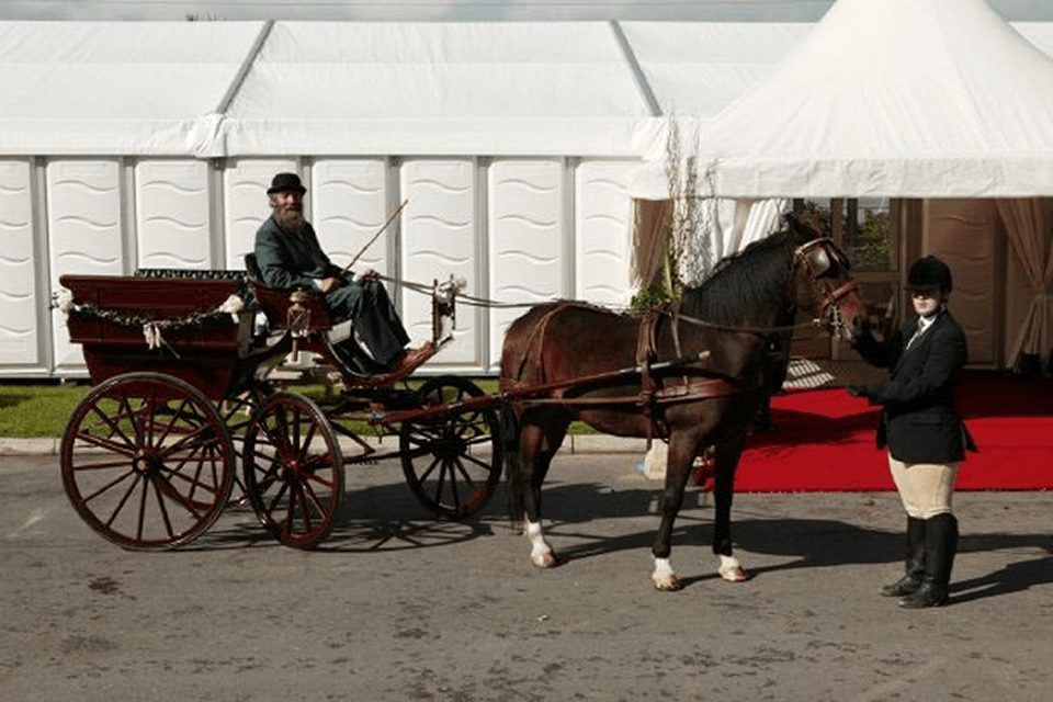 unusual wedding venues in west cork