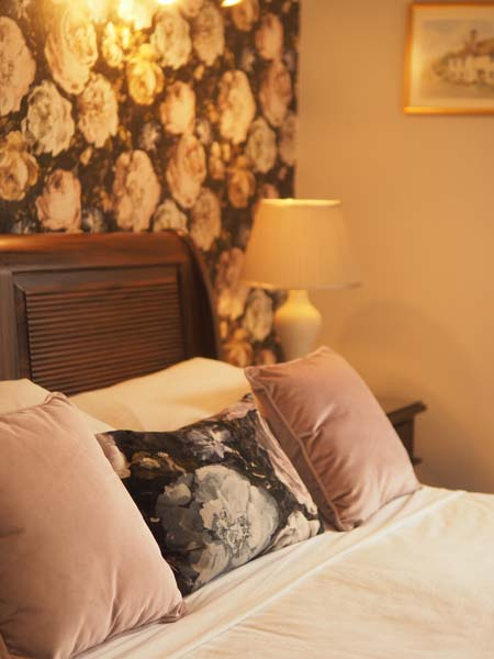 double room - seaside hotel west cork